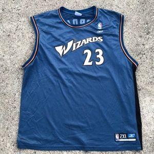Vintage Reebok Wizards Michael Jordan Jersey sz2xl